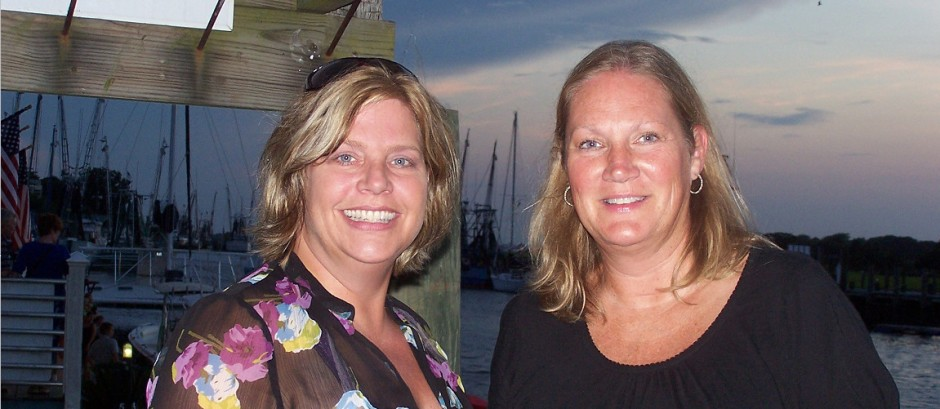 Tracy Himes & Melinda Anderson