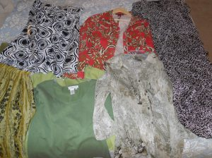 Clothing to swap