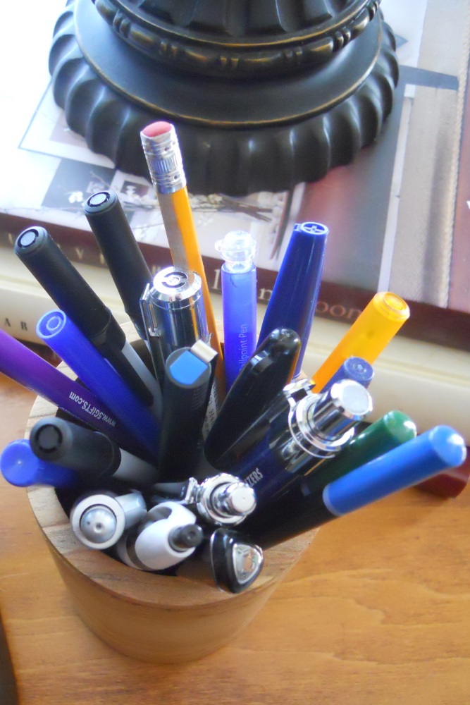 Recycle Sharpie markers, Paper Mate and Expo pens