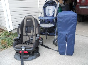 Used baby gear