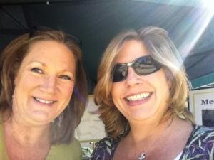 Melinda Anderson & Tracy Himes