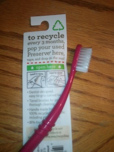 Preserve Toothbrush