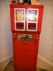 Frito Lay Chip Machine