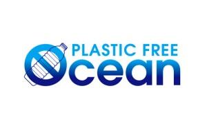 Plastic Free Ocean Logo