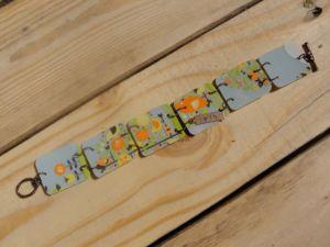Gift Cards made into bracelet