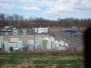Appliances at the dump 2