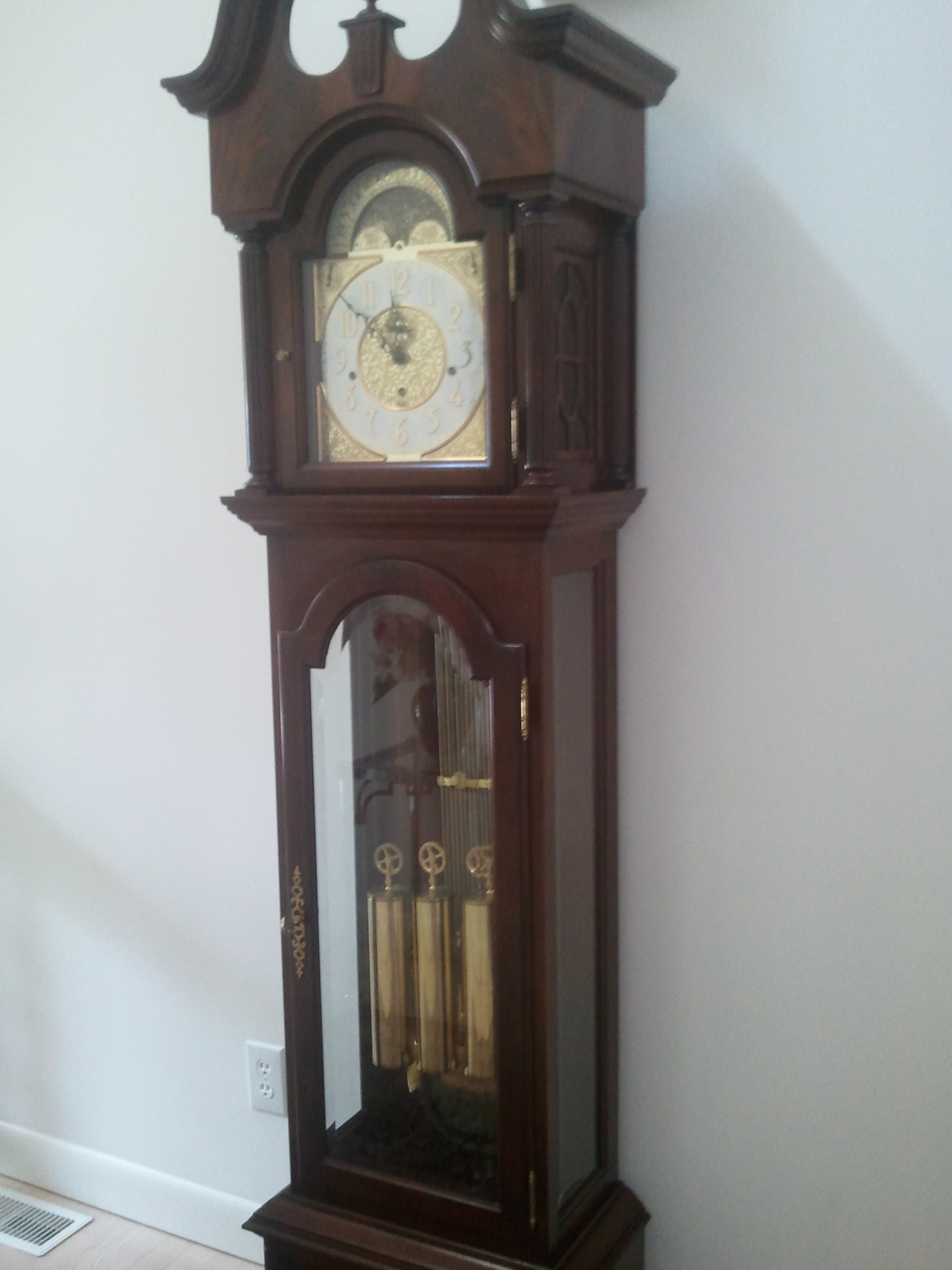 How Much Is Your Old Clock Worth Think Outside The Bin