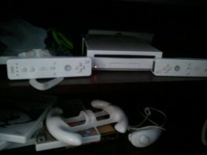 Wii Game Controls