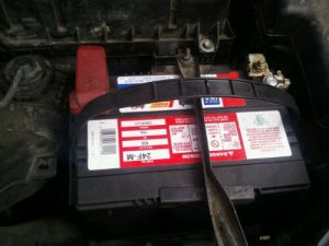 Recycle car batteries